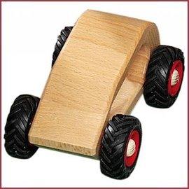Fagus Houten mini auto Van