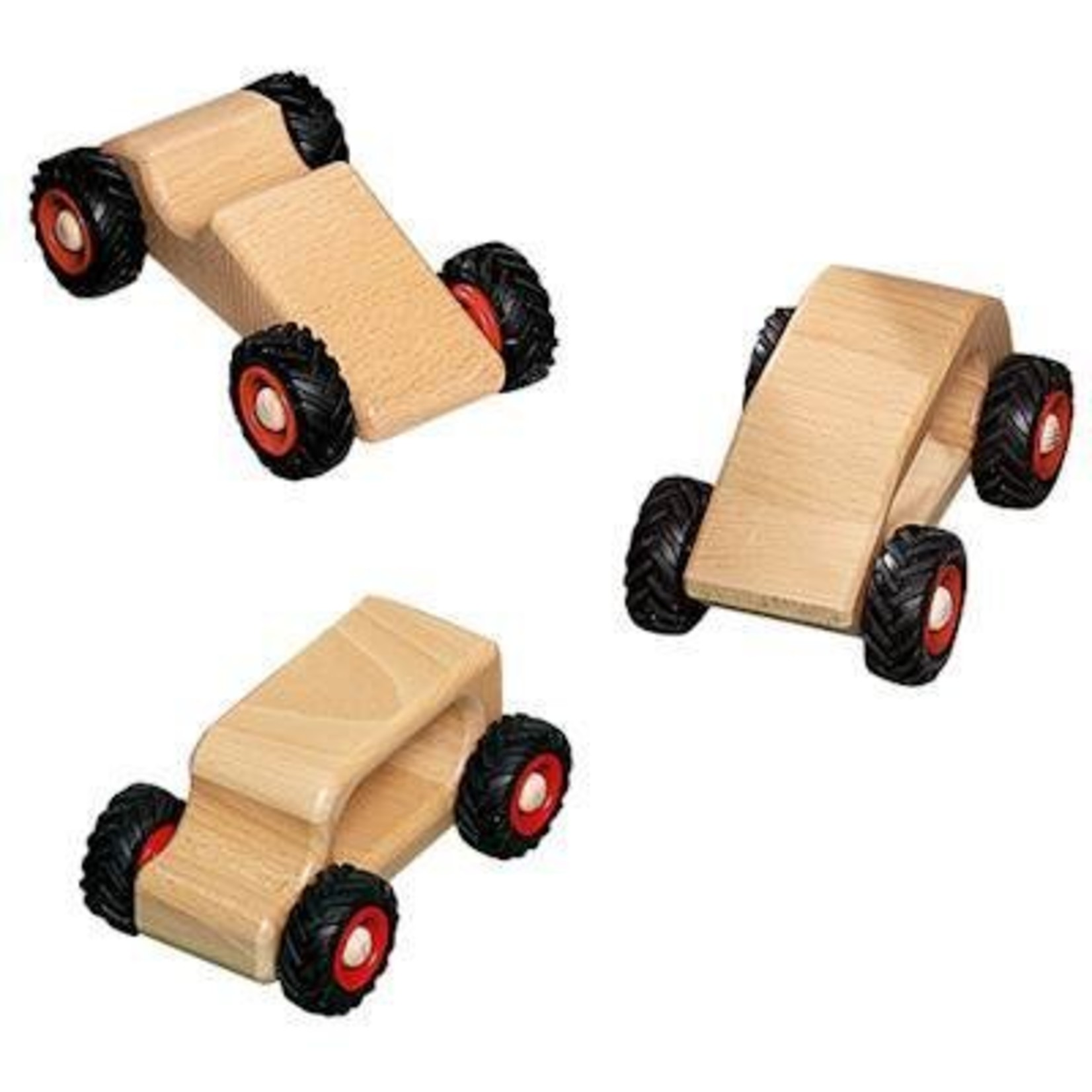 Fagus Houten mini auto Speedy