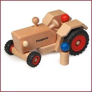 Fagus Klassieke houten Tractor