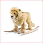 Steiff Hobbel leeuw Leo (70 cm)