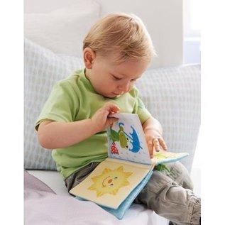 Haba Stoffen babyboekje Toverkikker