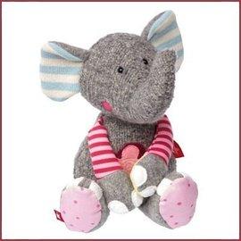 Sigikid Knuffel Patchwork Sweety olifant