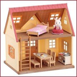 Sylvanian Families Heerlijk Huisje starterswoning