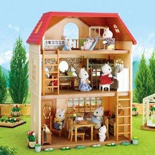 Sylvanian Families 3-Etagewoning