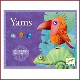 Djeco Classic Game Yams