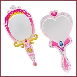 Trullala Prinsessen spiegel ovaal