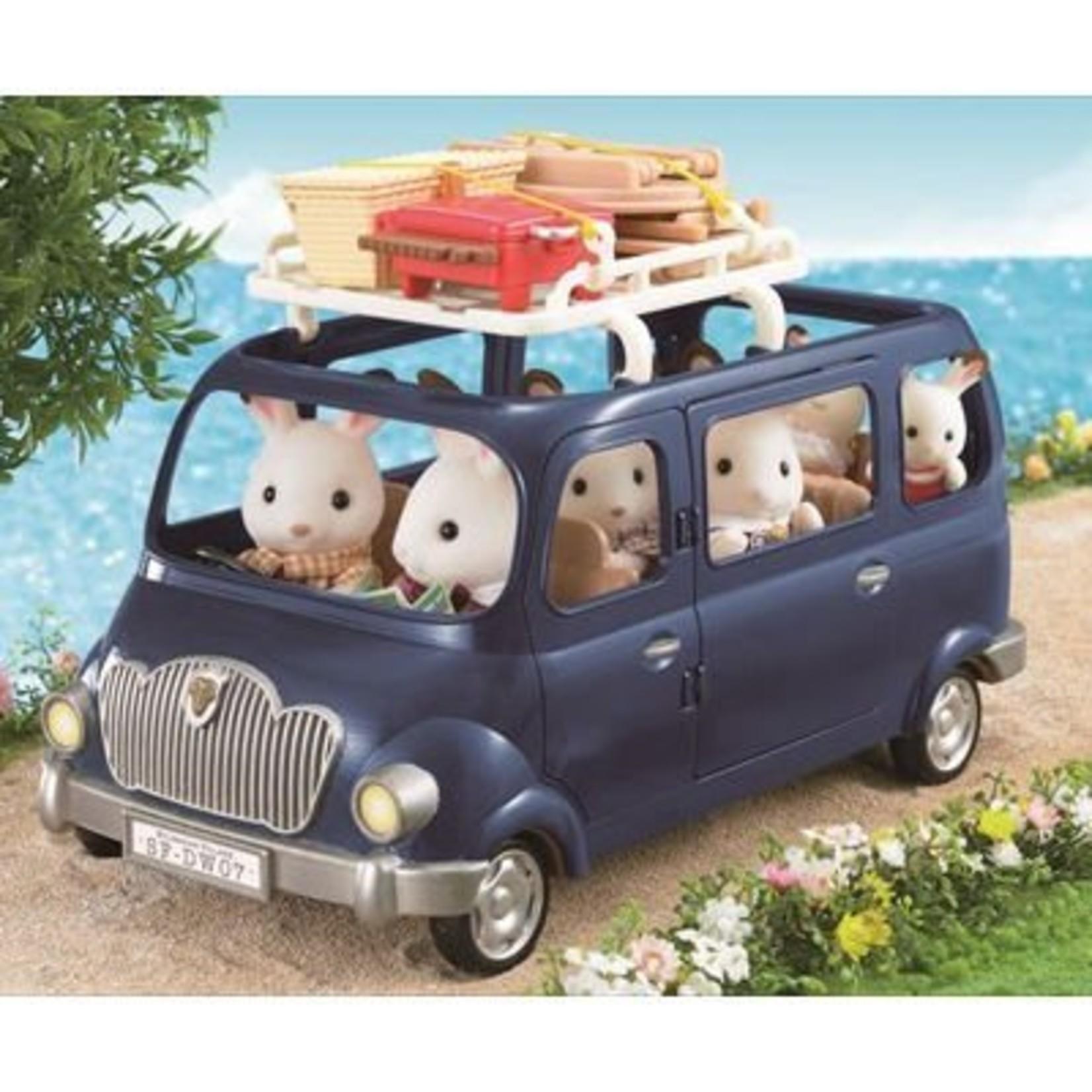 Sylvanian Families 7-zits Familiewagen