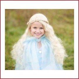 Trullala Blonde prinsessenpruik