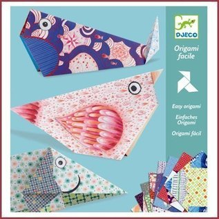 Djeco Knutselset Origami Grote Dieren
