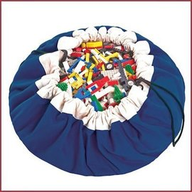 Play & Go Speelgoed opbergzak - Blauw