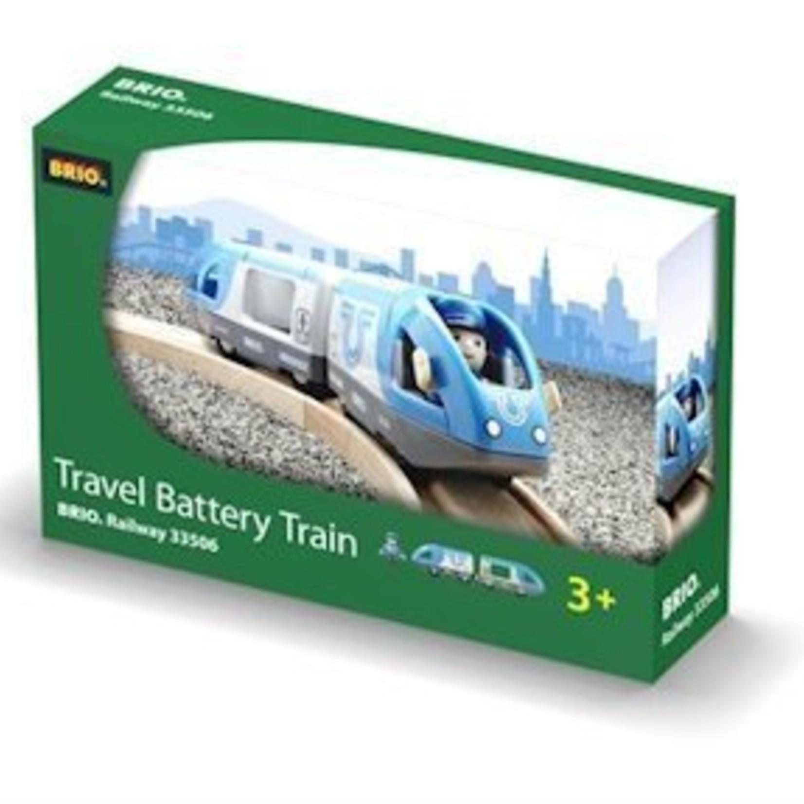 Brio Personen trein batterij