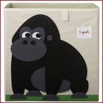 3 Sprouts Opbergbox Gorilla