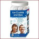 Zometool Ice Crystals and Stars