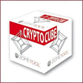 Zometool Artist Series - The Cryptocube
