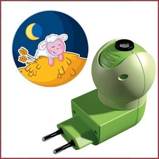 Haba Stopcontact projectorlampje Goedenacht Schaapje