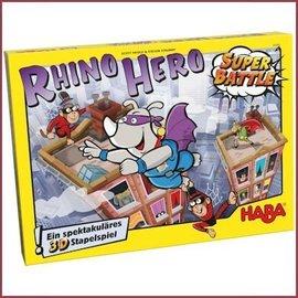 Haba Spel - Rhino Hero: Super Battle