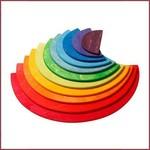 Grimm's Grote halve regenboog cirkels