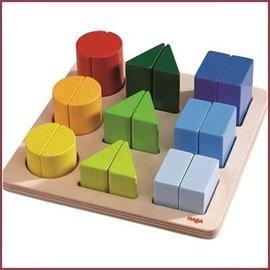 Haba Houten Sorteerbord kleurenmagie