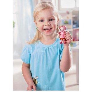 Haba Little Friends buigbaar poppenhuispopje Mika