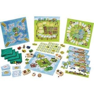 Haba Spel - Mijn grote Boomgaard spelletjesverzameling
