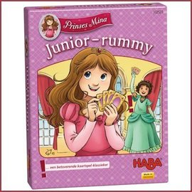 Haba Spel - Prinses Mina Junior-Rummy