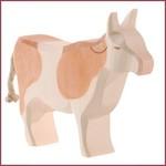 Ostheimer Bruine koe staand