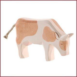 Ostheimer Etende bruine koe