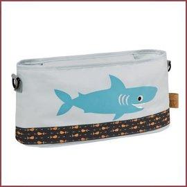 Lässig Buggy Organizer/Toilettas  Shark Ocean