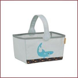 Lässig 4Kids commode verzorgingsmand - Shark Ocean