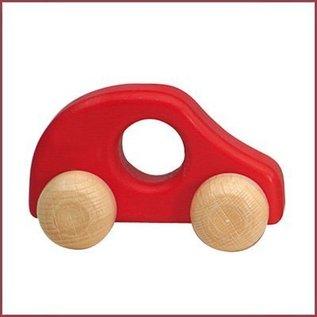 Ostheimer Grote rode personenauto