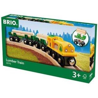 Brio Houthakkers trein