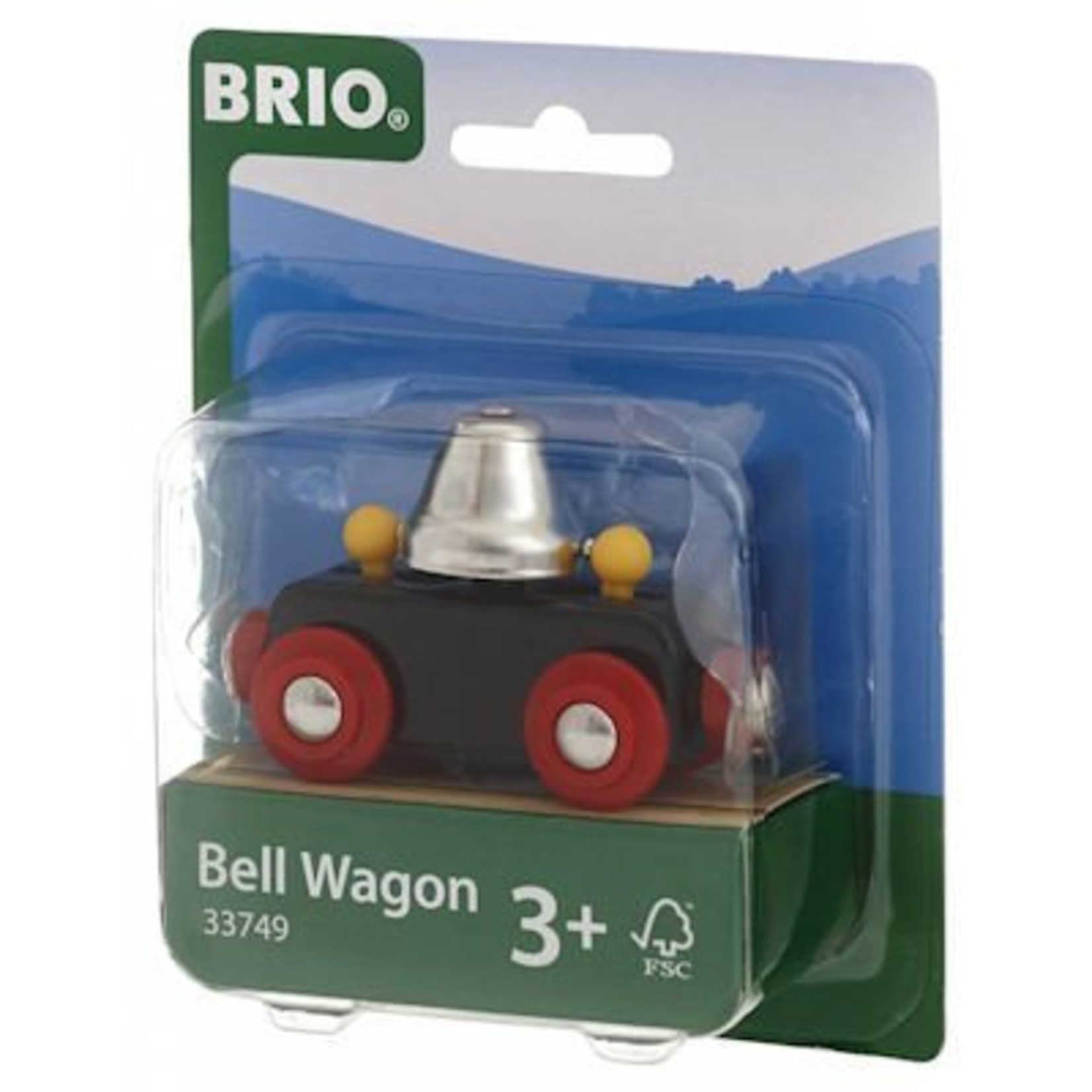 Brio Belwagon