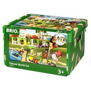Brio Brio Deluxe Wereld Set AANBIEDING