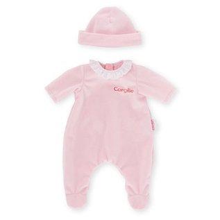 Corolle Grand poupon pyjama roze