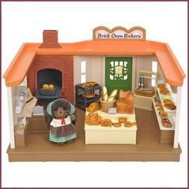 Sylvanian Families Steen Oven Bakkerij / Brick Oven