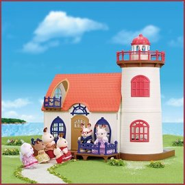 Sylvanian Families Starry Point Lighthouse / Vuurtoren Sterrenhemel