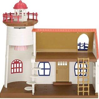 Sylvanian Families Starry Point Lighthouse / Vuurtoren Sterrenhemel