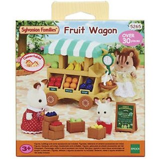 Sylvanian Families Fruit Wagon