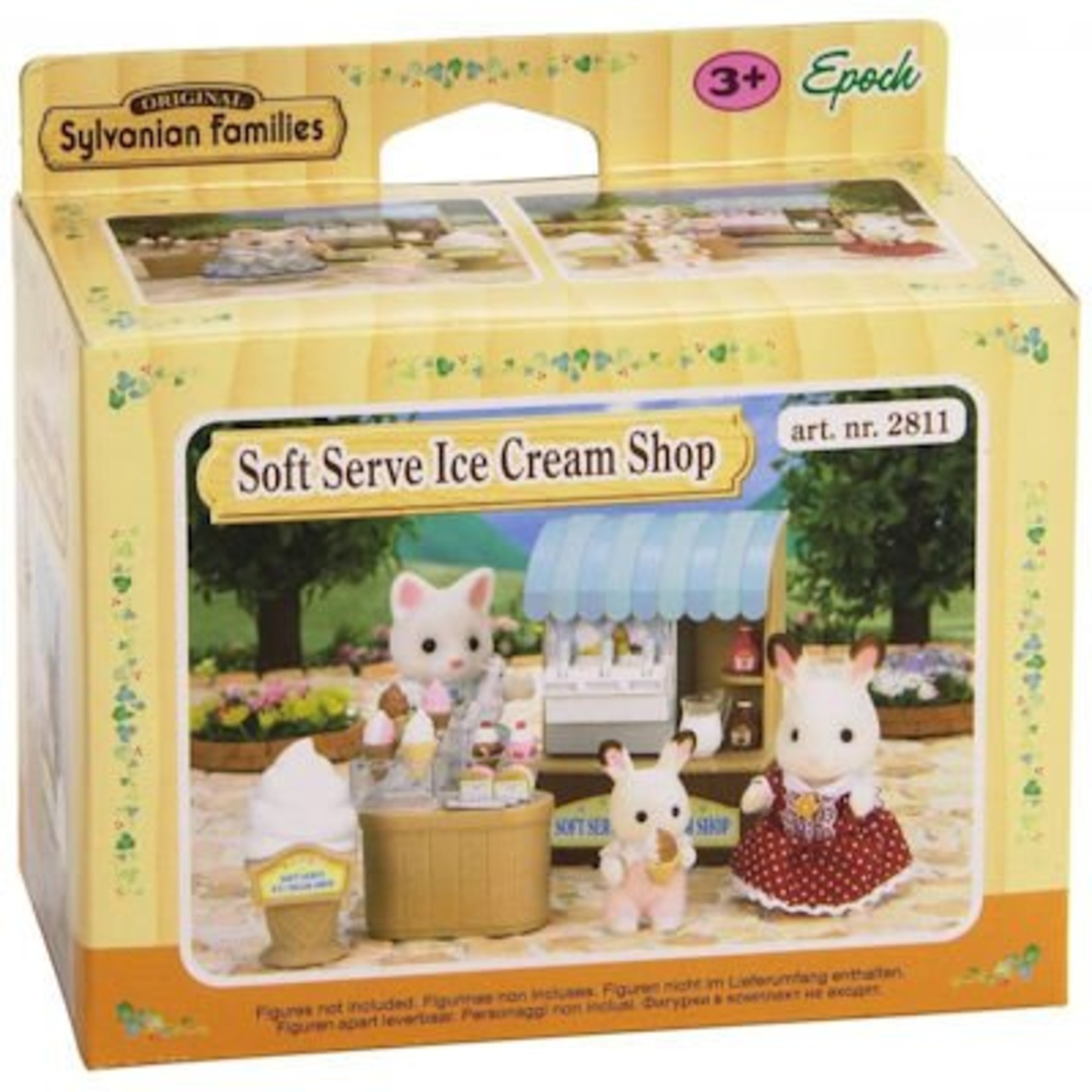 Sylvanian Families Softijswinkel