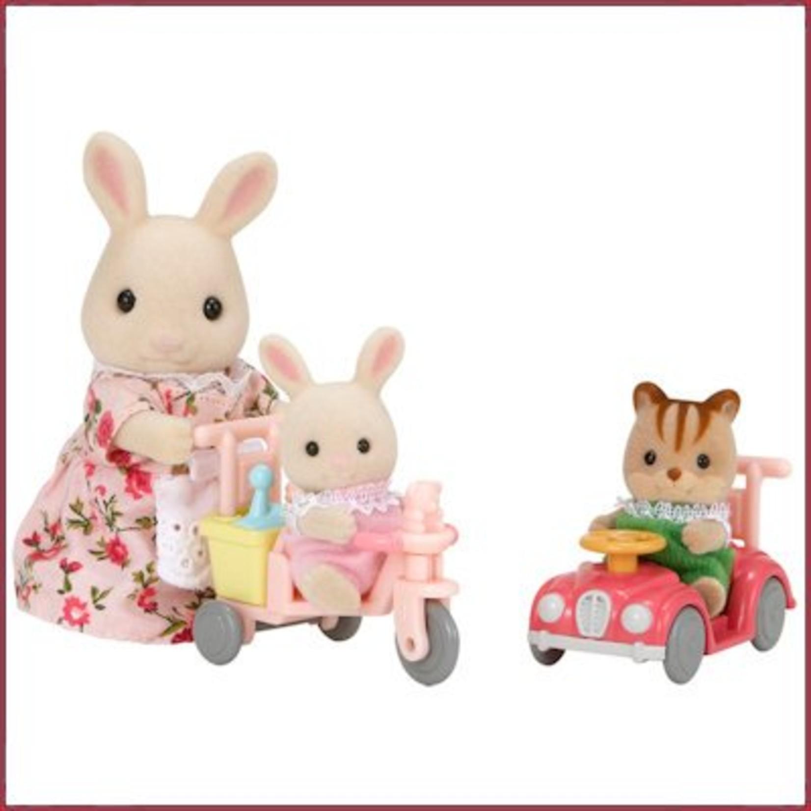 Sylvanian Families Rijdend speelgoed voor baby