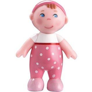 Haba Little Friends poppenhuispopjes Baby Marie en Max