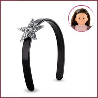 Corolle Haarband met ster