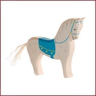 Ostheimer Paard met zadel II