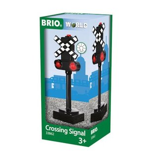 Brio Signal voor Spoorwegovergang