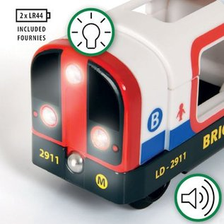 Brio Metro Trein
