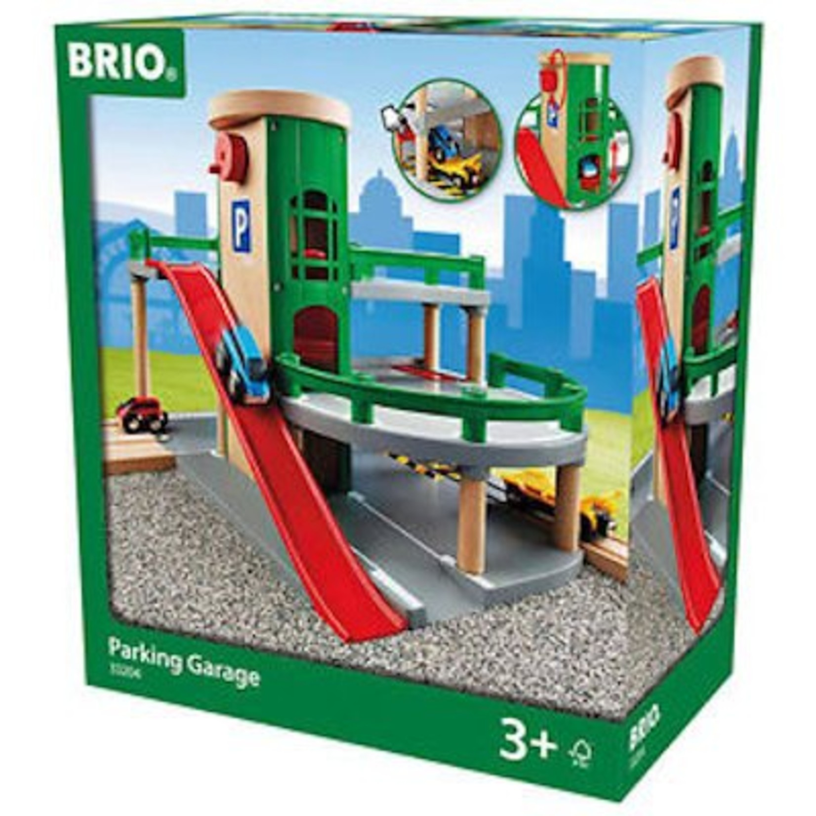 Brio Parkeer Garage