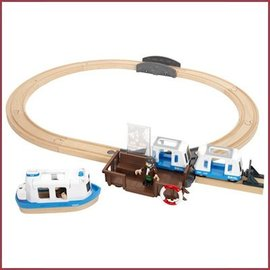 Brio Travel Ferry Set