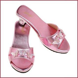 Souza for kids Slipper hoge hak Nicoline, roze metallic (mt 30/31)