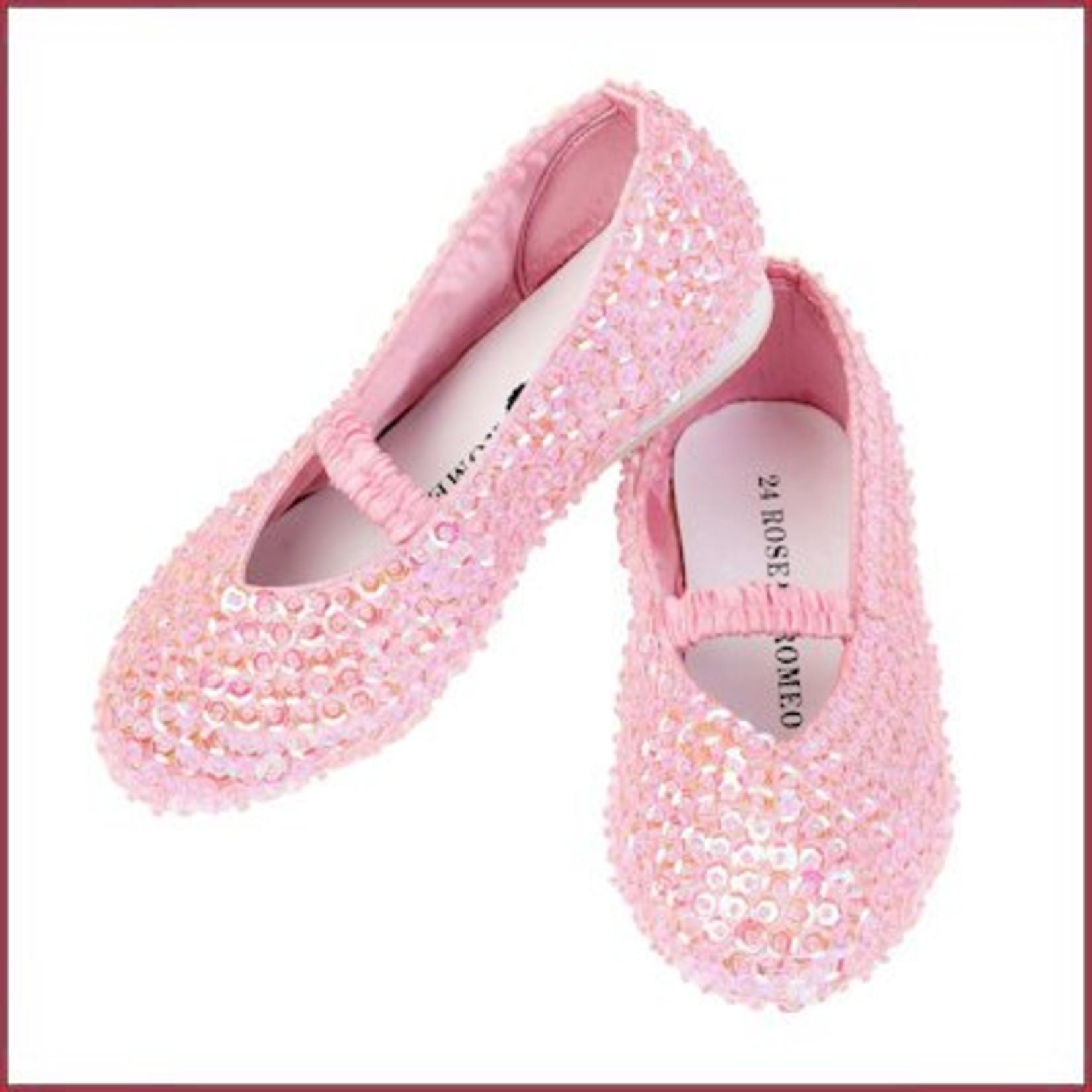 Souza for kids Schoen Lily, roze pailletten