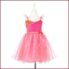 Souza for kids Yoline jurk roze